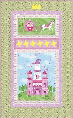 My Little Princess - pattern     Kate Mitchell of Kate Mitchell Quilts  www.katemitchellquilts.com