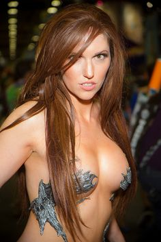 Swim Suit Comic Con 2013 comic com girls #cosplay witchblade