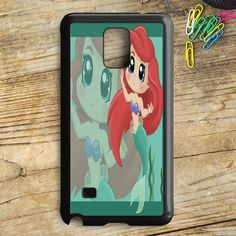 Disney Princess Ariel And Her Sisters The Little Mermaid Samsung Galaxy Note 5 Case | armeyla.com