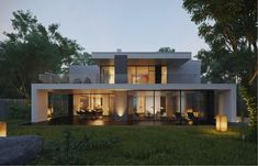 Country house in the village by Alexandra Fedorova 01