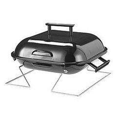 Portable charcoal BB