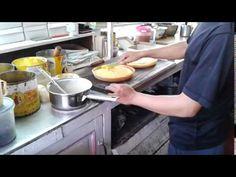 Indonesia Street Food Scene - Martabak Manis - Terang Bulan
