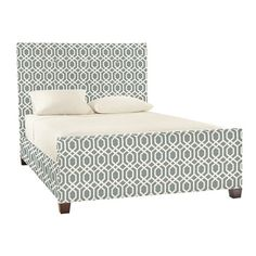 Squire Tufted Bed