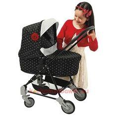Wózek dla lalek Mamas & Papas Urbo 3 w 1