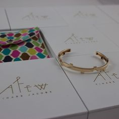 Legoo Bracelet: your Modern Approach. www.AfewJewels.com  #afewjewels #jewelry #jewel #gold #yellow #bracelet #legoo #design #afew #tiharejacobs #fashion #style #accessorize #modern #approach #unique #yours #packaging #white #color #inspiration #love #passion #detail #complement #goodmorning #morning #new #fashion #style #accessories