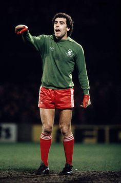 Retro Football, Vintage Football, Football Shirts, Nottingham Forest Fc, France Euro, Association Football, Goalkeeper, Stock Pictures, Image Collection