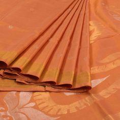 Ghanshyam Sarode Handwoven Jamdani Uppada Silk Saree 10007986 - profile - AVISHYA.COM