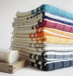 (vía The BEST Quality Turkish BATH Towel Peshtemal by bathstyle)