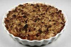 Nem og lækker æblekage med smuldredej 4