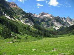 Spider Meadow, Washington State