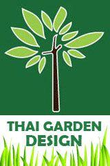 Colourful Low Maintenance Shade Garden (no grass!) - Thai Garden Design - The Thai Landscaping Experts