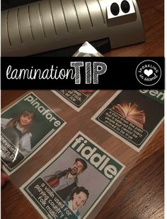 Lamination Tip for t