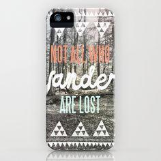 Wander iPhone Case by Wesley Bird - $35.00