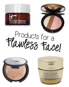 Must Have Products for a Flawless Face