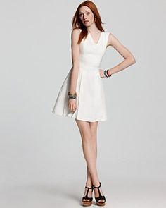 Theory Dress - Narida Crunch   Bloomingdale's