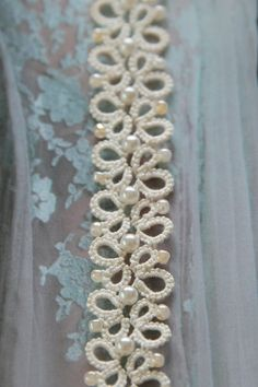 This listing is for a digital PDF pattern, NOT the finished item. The 3 page file includes the pattern of the tatting lace bracelet in the pictures (Butterfly Garden). It doesnt include basic tatting techniques. All of my patterns are optimised for shuttle tatting. If you have any question about the pattern, please convo me through Etsy. This is an instant downloadable digital file. No refunds will be given due to the nature of the item. You can sell or give away items made from the patte...