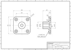 Bathroom Towel Decor, Cad Cam, Cad Drawing, Mechanical Engineering, Technical Drawing, Autocad, 2d, Drawings, Ideas
