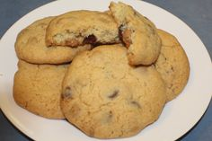 Chocolate Chip and Peanut Butter chip Cookies