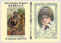 Miniature Printables - Rebecca Book Cover