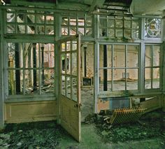 Deserted Places: Hafodunos Hall, an abandoned mansion in Wales