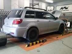 Antti Hartikainen uploaded this image to 'Mitsubishi Outlander turbo 05'. See the album on Photobucket.