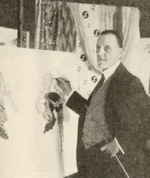Raphael Kirchner, (1876 - 1917)
