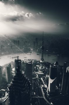 Shanghai_10 | by hans-johnson Shanghai, Sci Fi, China, Country, Architecture, Arquitetura, Rural Area, Country Music, Science Fiction