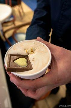 Ghirardelli's Sea Salt Hot Chocolate