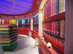 M's store London!