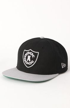#CrooksandCastles Chain C Snapback Hat