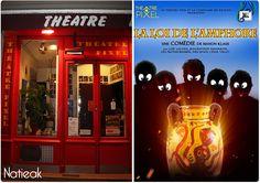 La loi de l'Amphore #theatre #paris #comediens #LaLoiDeL'Amphore