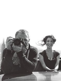 Bérénice Marlohe & Daniel Craig, Skyfall (From That Kind of Woman Tumblr)