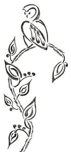 Owl Tattoo Sketch Tattoos | tattoos picture tattoo sketches