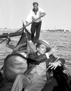 Salvador Dalì in Venice