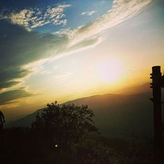 Watching sunset. Lovely view from Kopitoto, Sofia #sunset #lovely #kopitoto #sofia #inspiration #lookingup #smiling #loving #enjoying  #sofiaview #above #lvlup #outdoors #dailyphoto #dailyinspiration