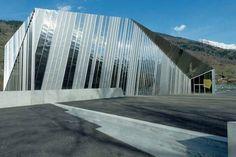 Espace Saint Marc | VOLTOLINI architectures & Jean Paul Chabbey architectes | Archinect