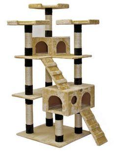 """72"""" Mya Cat Tree"""