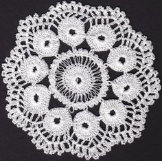 Hand made lace from Koniaków in Poland Crochet Doilies, Crochet Lace, Poland, Folk Art, Crochet Earrings, Crochet Patterns, Arts And Crafts, Embroidery, Blanket
