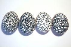 Les oeufs peints de Pâques