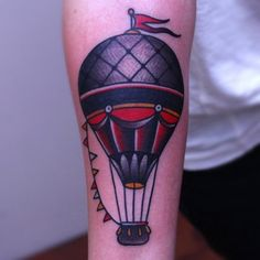 I've wanted a hot air ballon for so long. Maybe after the baby is born.