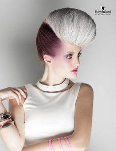 My Collection 2013. Murcia. Schwarzkopf Professional Spain. Salva G. y Christian Vendrell.