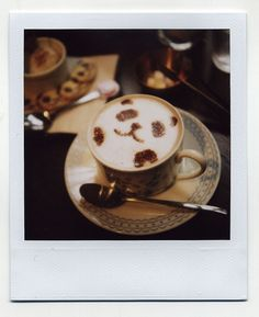 panda coffee house by Poladiary, via Flickr