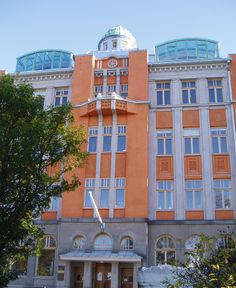 Jugend house in Vaasa, Finland Finnish Language, Importance Of Art, Scandinavian Countries, Upper Peninsula, Pipe Dream, Arctic Circle, Helsinki, Homeland, Castles