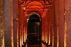 Basilica Cisterns of Istanbul – Istanbul, Turkey  - Atlas Obscura