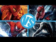 cool Spider-Man 2 VS three VS Amazing Spider-Man 1 VS 2 : Movie Feuds Comic Bracket ep6 Check more at http://filmilog.com/spider-man-2-vs-3-vs-amazing-spider-man-1-vs-2-movie-feuds-comic-bracket-ep6/