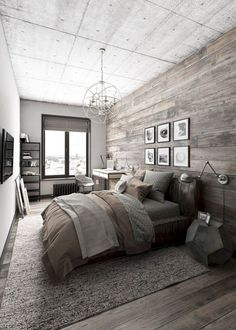 awesome 51 Industrial Bedroom Designs Ideas for Small Spaces
