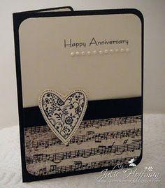 Beautiful anniversary card!