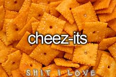Cheez-its.