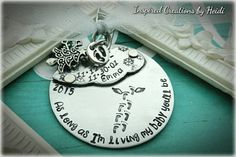 Check out this item in my Etsy shop https://www.etsy.com/listing/254699072/as-long-as-im-living-my-baby-youll