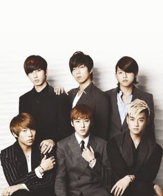 UKISS.....handsome, sexy and cute, beautiful looks